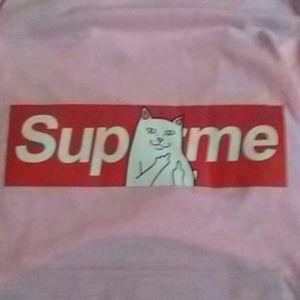 Other - Supreme dog shirt